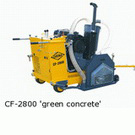 CF - 2800 green concrete